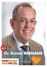 Dr. Rainer Niehaus